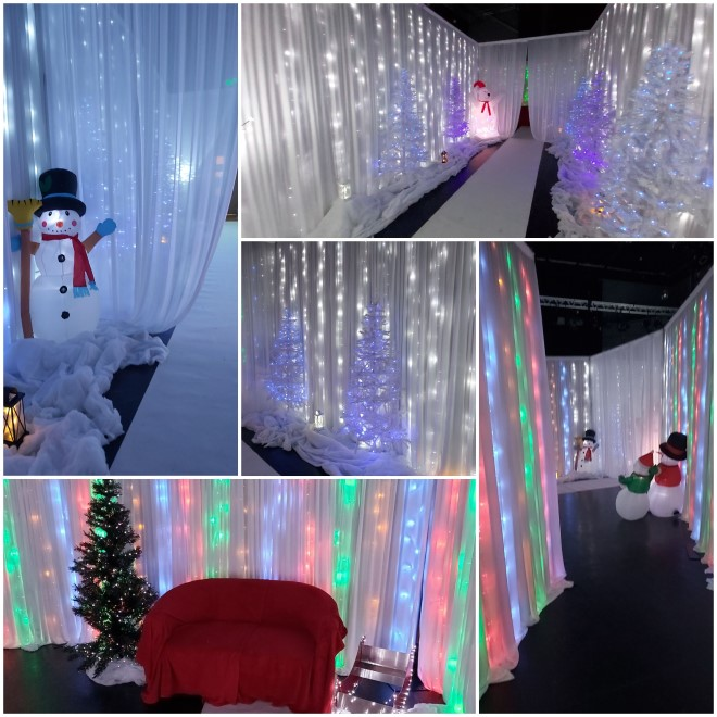 Christmas Grotto Decorations